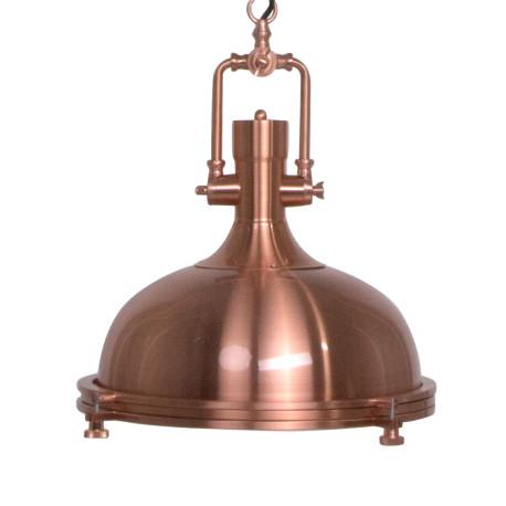 Vintage Industrielampe mit modernes design