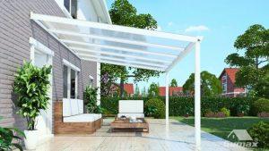 Einer Terrassenüberdachung, ein Windergarten oder eine Veranda online kaufen bei Tuinmaximaal.de